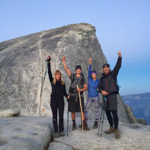 Craig Cooper - Half Dome Summit