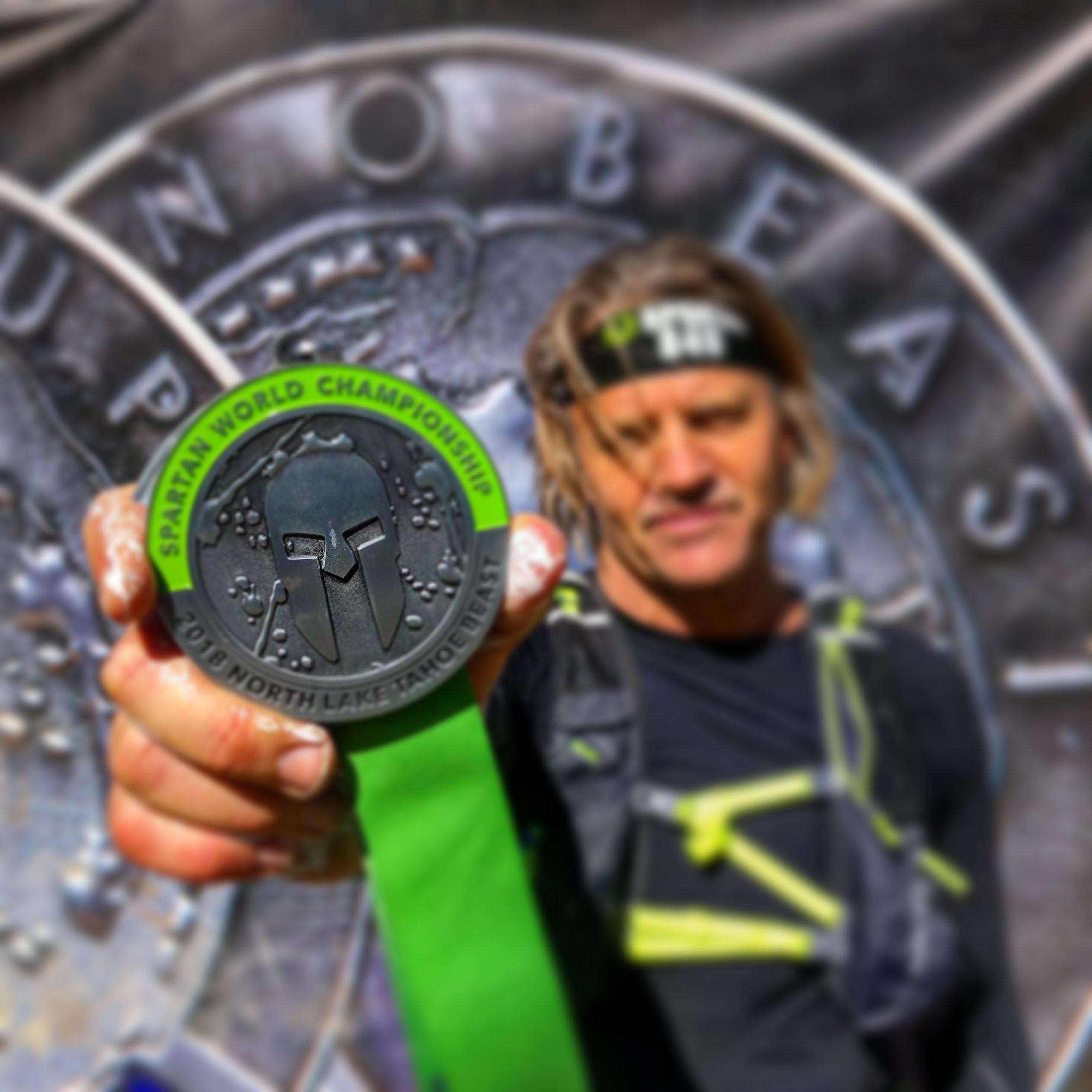 Craig Cooper - Spartan World Championships
